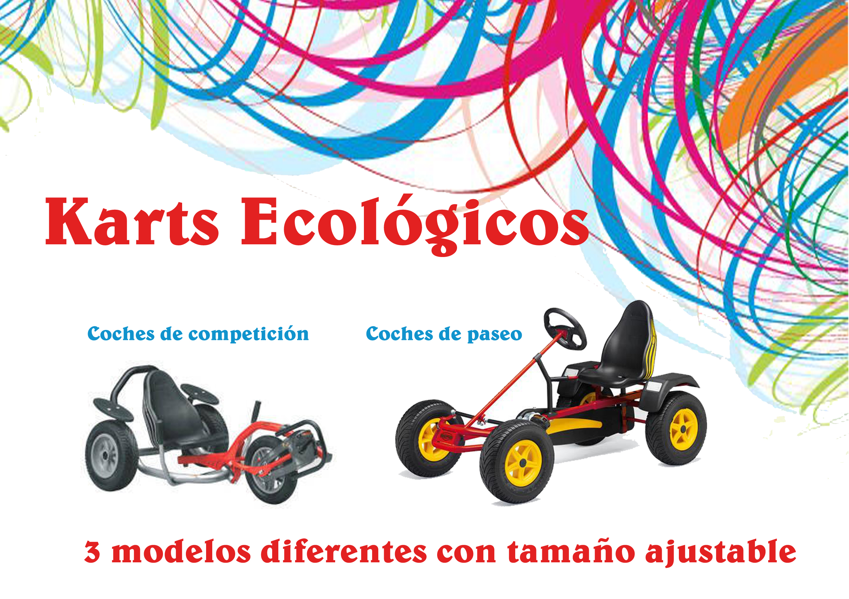 Karts ecologicos